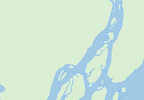 Galachipa Map