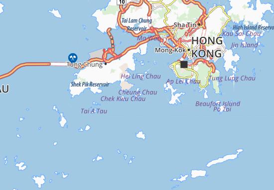 Mapas-Planos Shui Hang