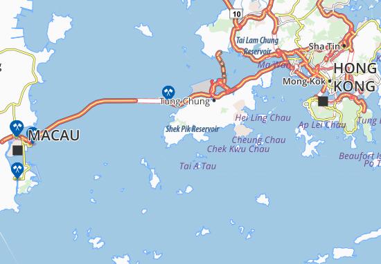 Shek Pik Map