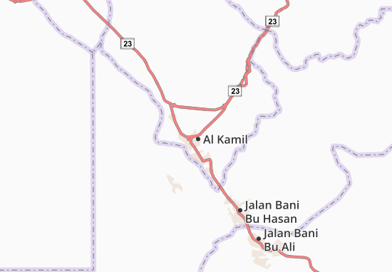 Carte-Plan Al Kamil