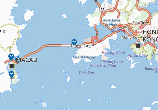 Shui Lo Cho Map