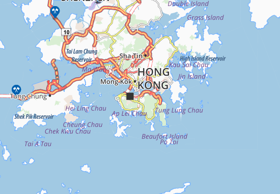 Map Of Causeway Bay Hong Kong Causeway Bay Map: Detailed maps for the city of Causeway Bay