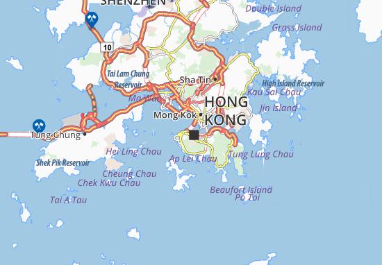 Mapas-Planos Sheung Wan
