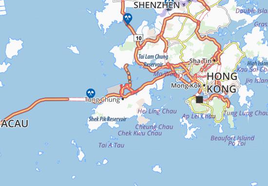Mapas-Planos Tai Ho