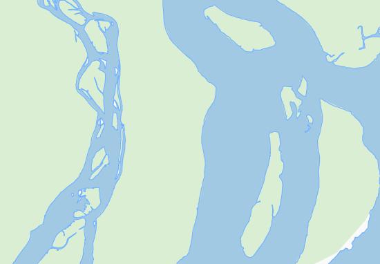 Mappe-Piantine Dhali Gaurnagar