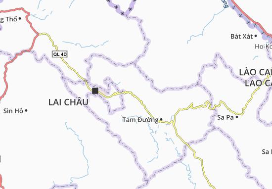 Carte-Plan Giang Ma