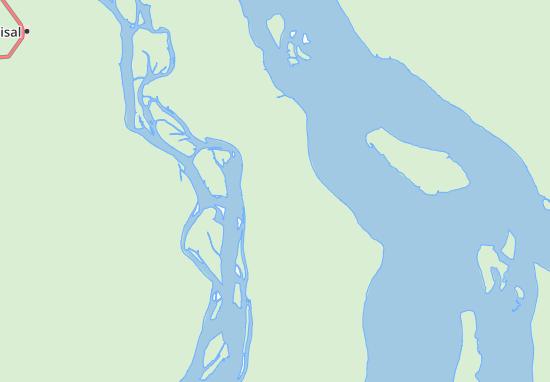 Mappe-Piantine Barahanuddin