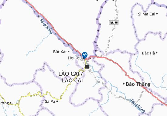 Ho-Kou Map