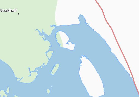 Munshir Hat Map
