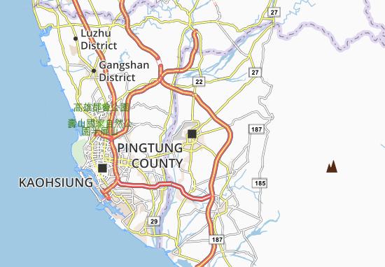 Mapa Plano Chunrih