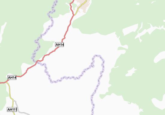 Mappe-Piantine San-men