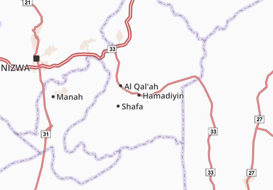 Mappe-Piantine Hamadiyin
