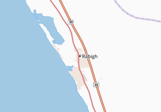 Mappe-Piantine Rabigh