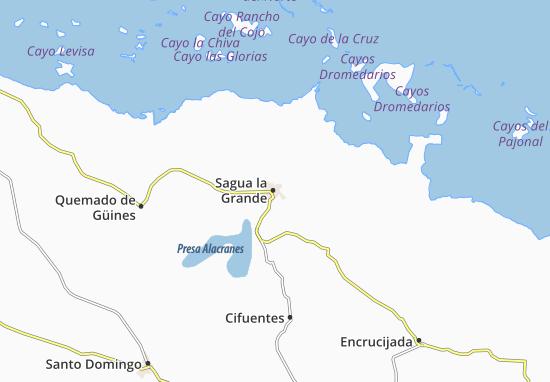 Mappe-Piantine Sagua la Grande