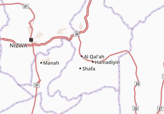 Mappe-Piantine Al Qal'ah