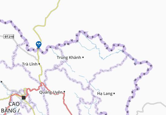 Mappe-Piantine Trùng Khánh