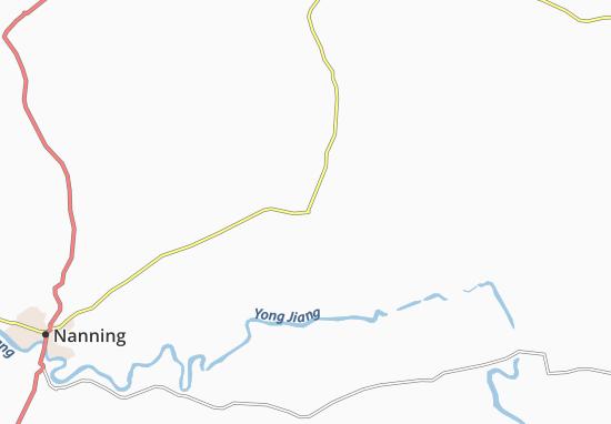Qitang Map