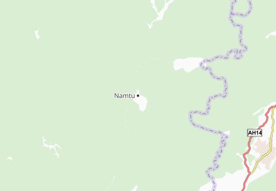 Mappe-Piantine Namtu
