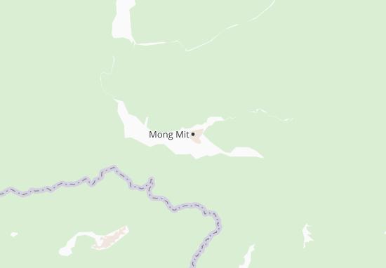 Mong Mit Map