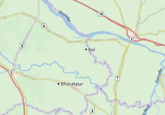 Ihdas Map