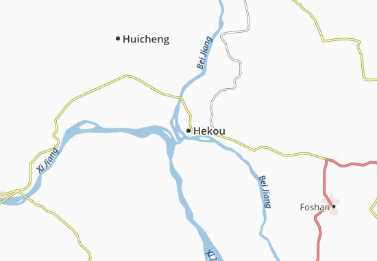 Mapas-Planos Hekou