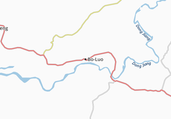 Bo-Luo Map