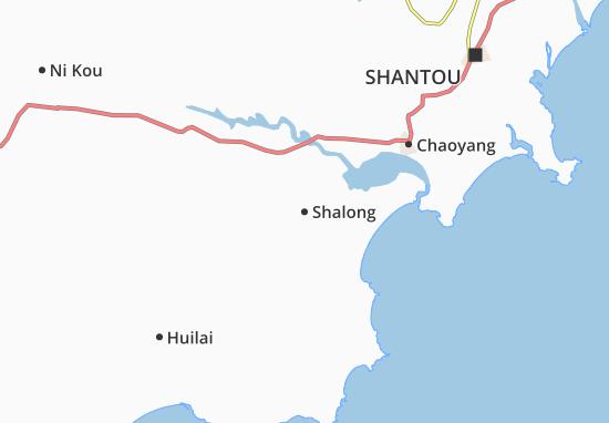 Mapas-Planos Shalong