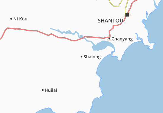 Shalong Map