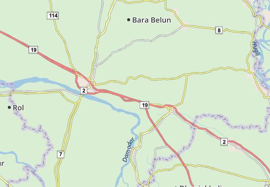 Palsit Map