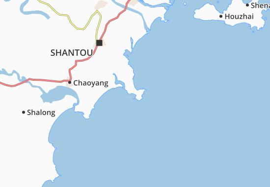 Carte-Plan Guangao