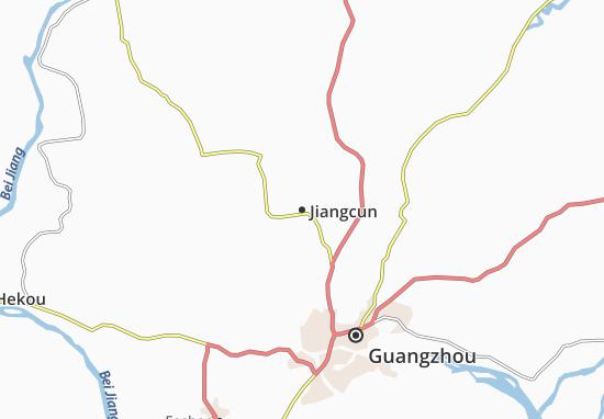 Mappe-Piantine Jiangcun