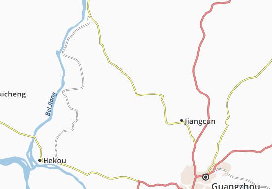 Tanbu Map