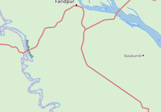 Majlispur Map