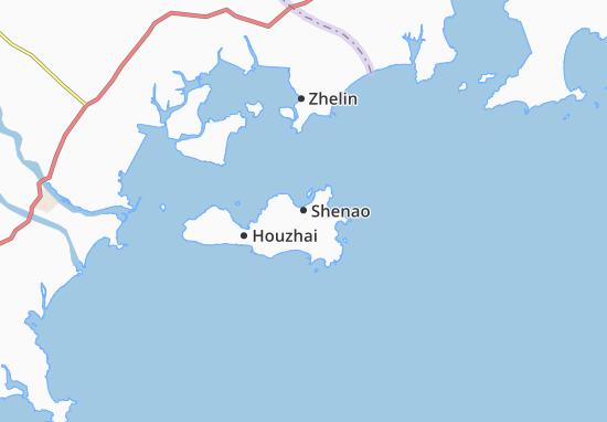 Shenao Map
