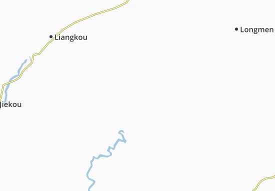 Carte-Plan Yonghan