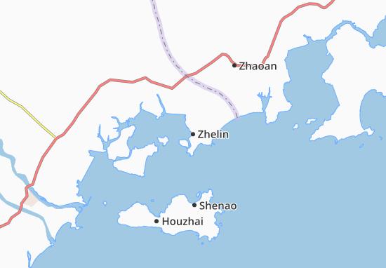 Mappe-Piantine Zhelin