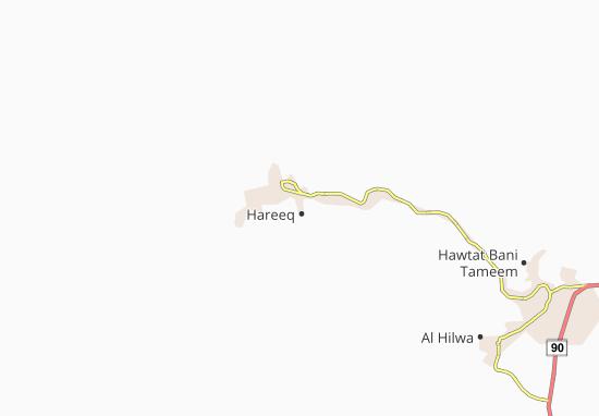 Hareeq Map