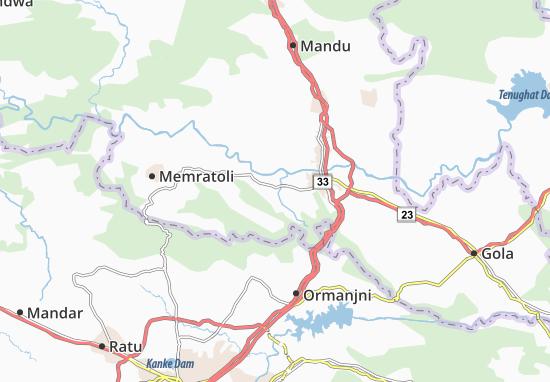 Hehal Map