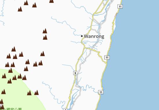 Atajie Map