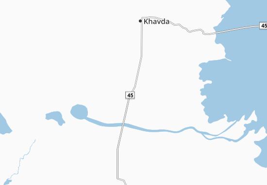 Mappe-Piantine Bherandiala