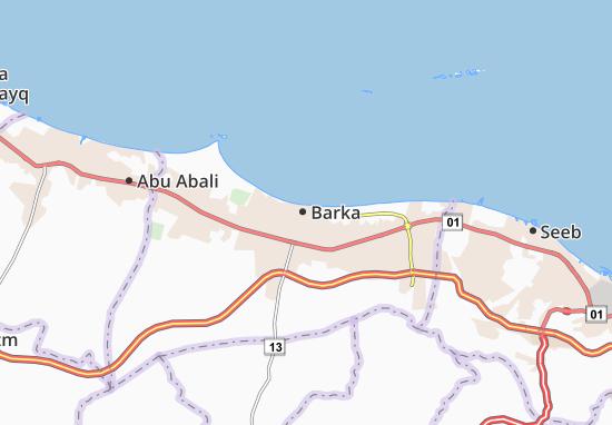 Mapas-Planos Barka