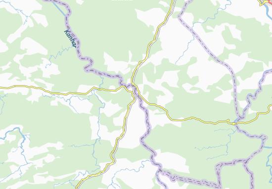 Ramanuj Ganj Map