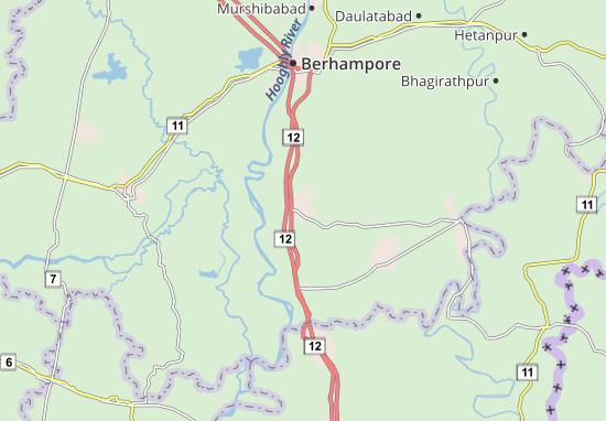Mapas-Planos Beldanga