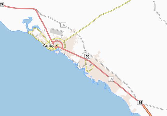 Mapa Plano Adan