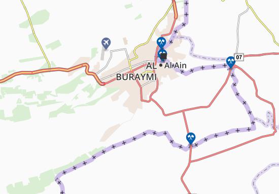 Mapas-Planos Al Grayyeh North