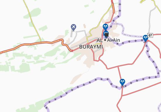 Al Ifaz Map