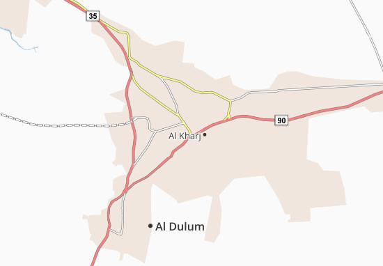 Carte-Plan Al Burj