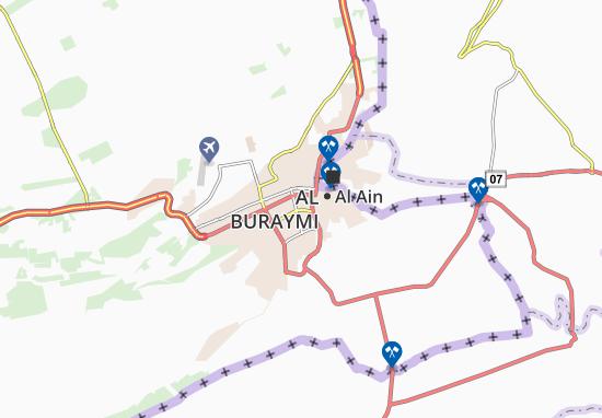 Carte-Plan Al Mnaizfah