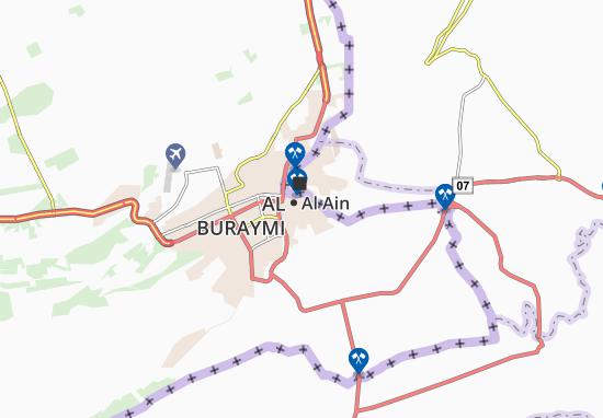 Al Hisn Map