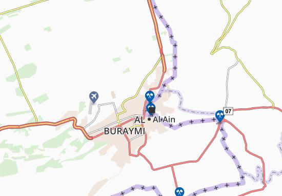 Mapas-Planos Al Gaseemah